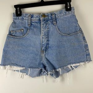 Vintage Made in the Shade 90's jean shorts